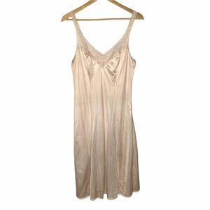 Vintage Maidenform Full Slip Dress Size 34 Union